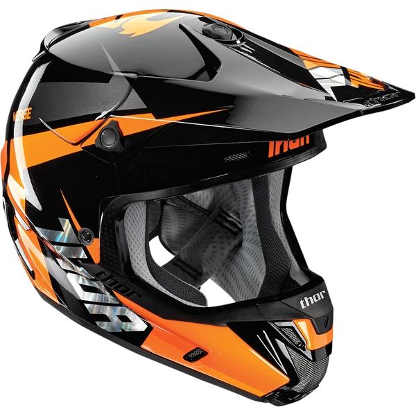 THOR 【アウトレット】個別配送のみ 2016年モデルヘルメット VERGE【ヴァージ】 リバウンド