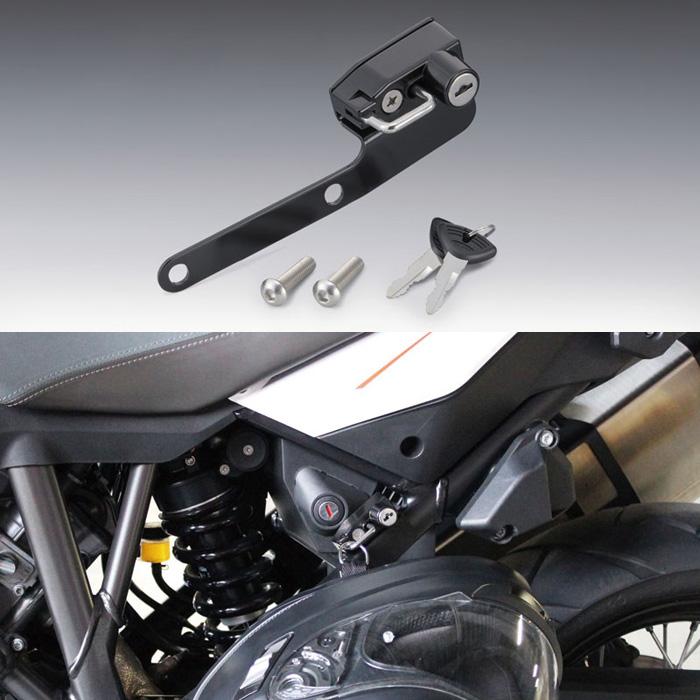 KIJIMA 〔WEB価格〕 ヘルメットロック KTM ADVENTURE 1050/1190