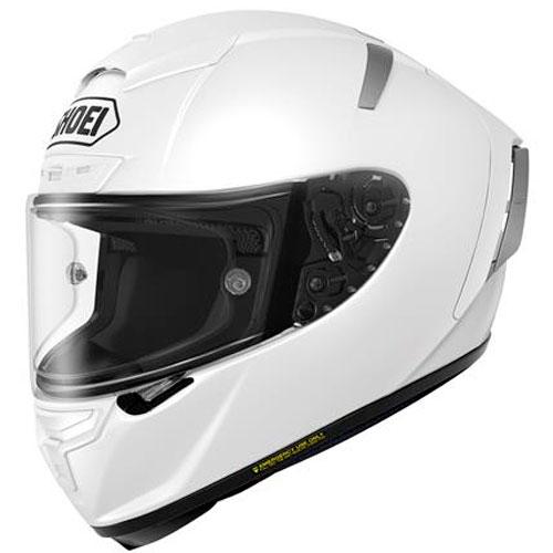 SHOEI ヘルメット X-Fourteen【エックス - フォーティーン】 フルフェイス ヘルメット ホワイト