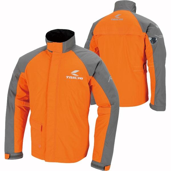 アールエスタイチ RSR045 DRYMASTER ドライマスター レインスーツ オレンジ