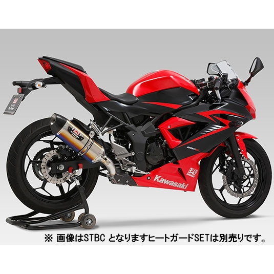 YOSHIMURA JAPAN 【WEB限定】Slip-On R-77J サイクロン EXPORT SPEC Ninja250SL'15-'16/Z250SL '16