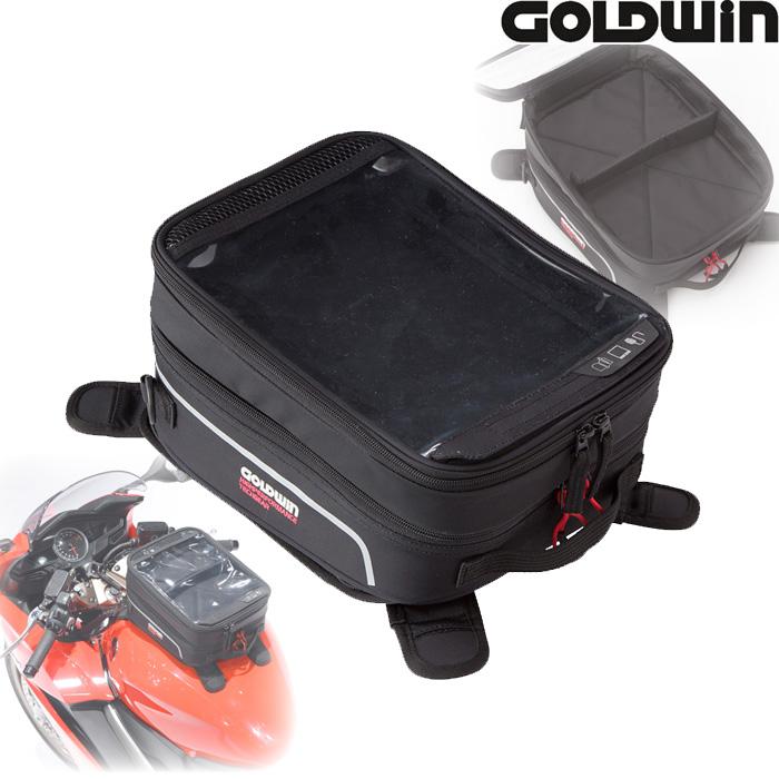 GOLDWIN 〔ナップスバイヤーおすすめ〕GSM17611 マグネットタンクバッグ15