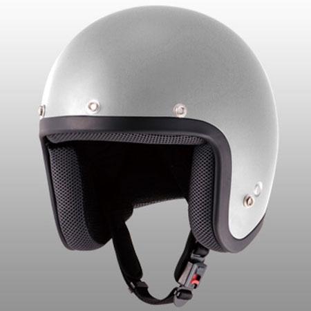 山城 プレーンジェットヘルメット