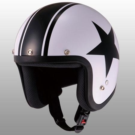 山城 スタージェットヘルメット