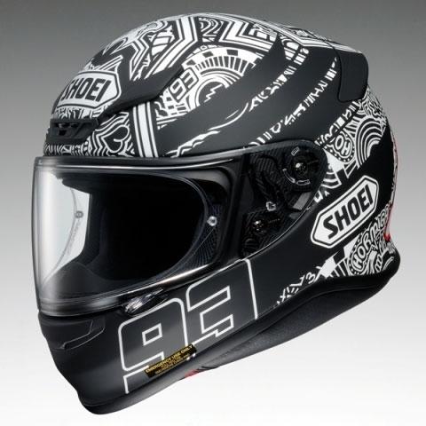SHOEI ヘルメット Z-7 MARQUEZ DIGIANT [マルケス デジ アント]
