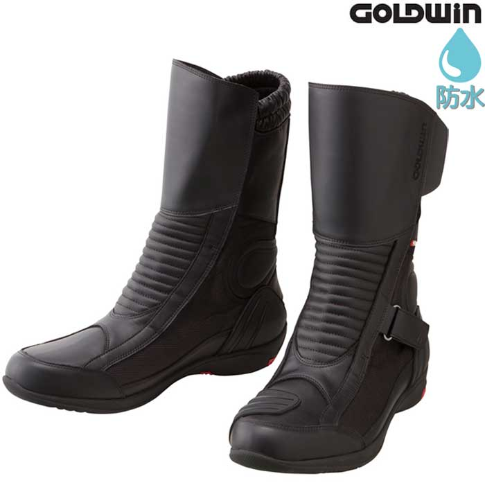 GOLDWIN GSM1049 OUT DRY ツーリングブーツ