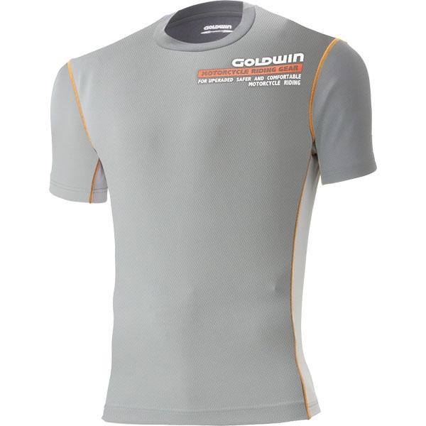 GOLDWIN 〔WEB価格〕So Cool マキシフレッシュ Tシャツ