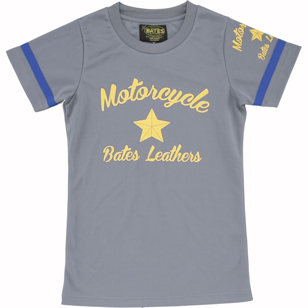 BATES レディース クールテックTシャツ