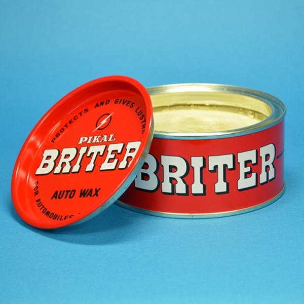 日本磨料工業株式会社 ピカール ブライターワックス 赤缶 PG