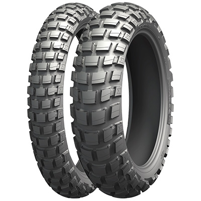 Michelin ANAKEE WILD R 130/80-17 65R TL 703640 4985009536865