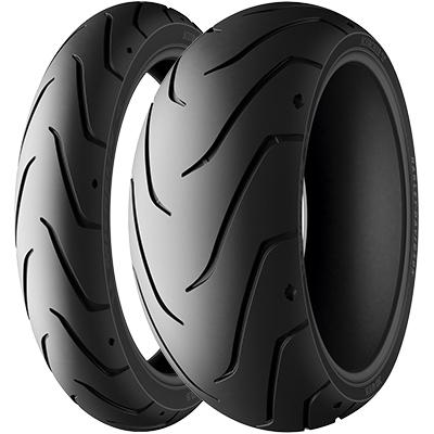 Michelin SCORCHER11 F 120/70ZR19 60W TL 33810 4985009530573