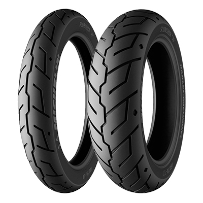 Michelin SCORCHER31 F 100/90B19 57H TL 33850 4985009530610