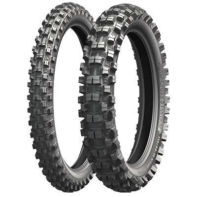 Michelin STARCROSS 5 MEDIUM F 80/100-21 51M WT 701190 4985009546017