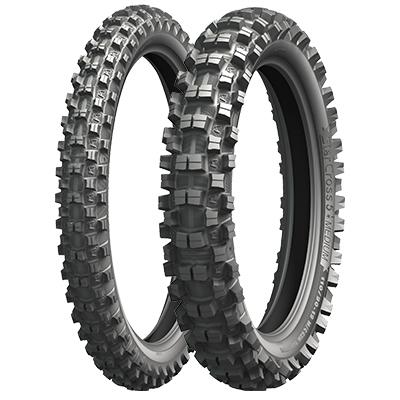 Michelin STARCROSS 5 MEDIUM R 120/90-18 65M WT 701260 4985009546086
