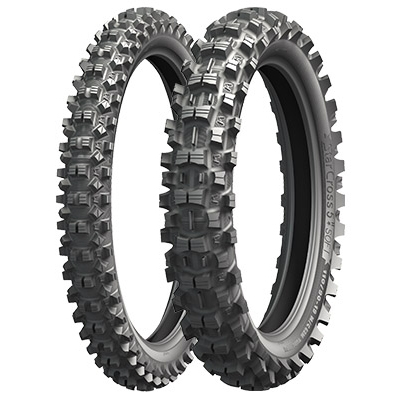 Michelin STARCROSS 5 SOFT F 80/100-21 51M WT 701270 4985009546093