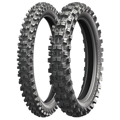 Michelin STARCROSS 5 SOFT F 90/100-21 57M WT 701280 4985009546109