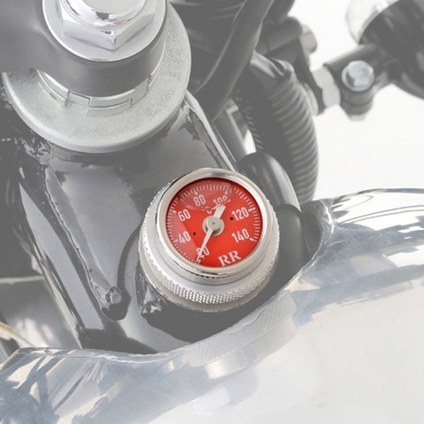 DAYTONA RR ディップスティック油温計