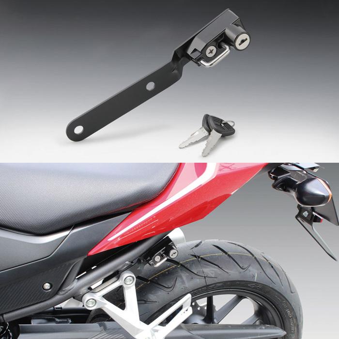 KIJIMA 〔WEB価格〕 ヘルメットロック CBR400R16