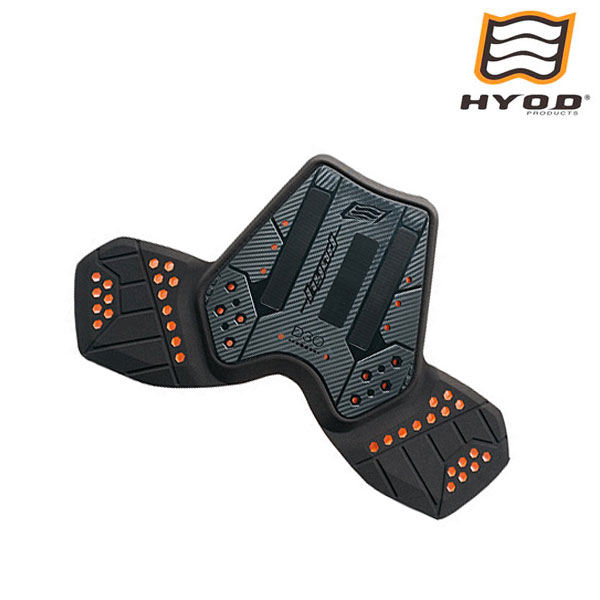 HYOD PRODUCTS HRZ906 DYNAMIC PRO D3O CHEST PROTECTOR