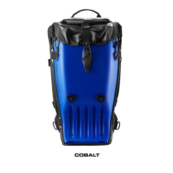 【オリジナルポーチプレゼント】正規輸入品 BOBLBEE 25L GT ハードシェル バックパック コバルト