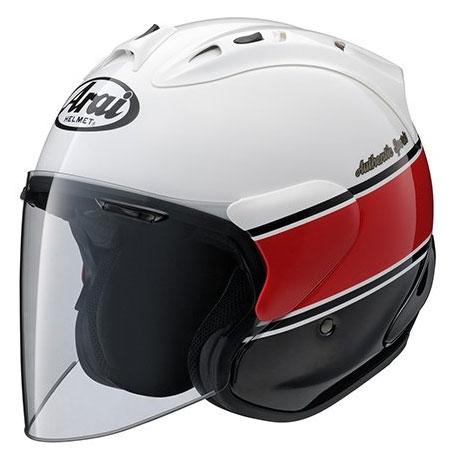 Arai 【WEB限定】SZ-RAM4 STRIPE [ストライプ] Sサイズ ジェットヘルメット