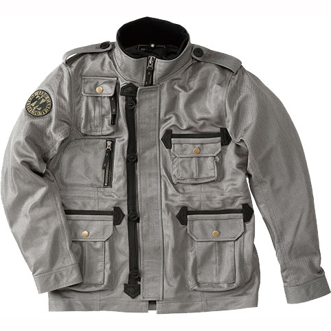 ZERO レディース メッシュロングジャケット