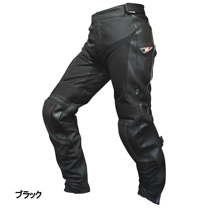 GPカンパニー SLP-320 COMPLEX メッシュパンツ ブーツアウト ブラック◆全2色◆