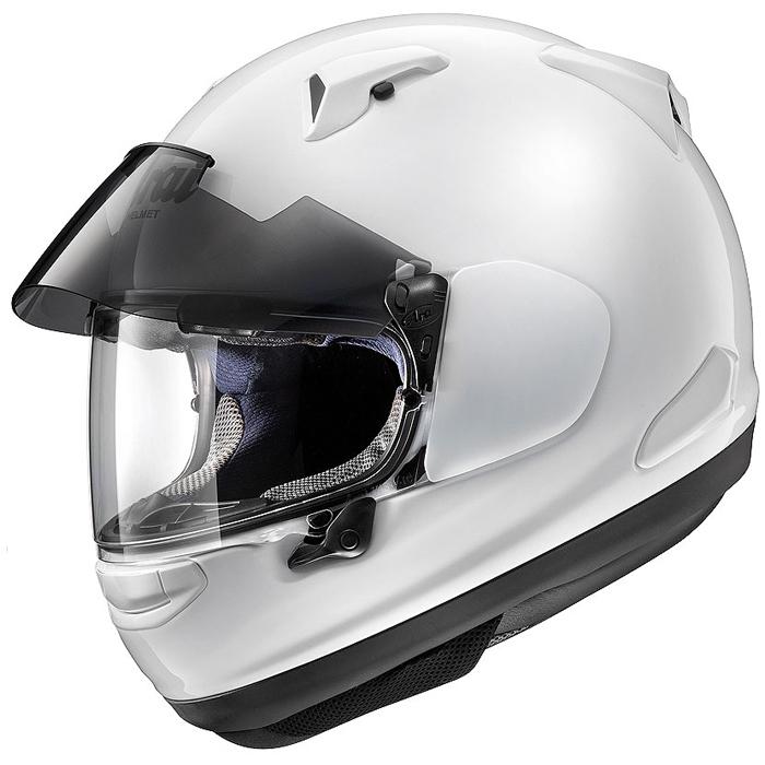 Arai (個別配送のみ 他商品との同梱配送不可)ASTRAL-X【アストラルエックス】 フルフェイス ヘルメット グラスホワイト