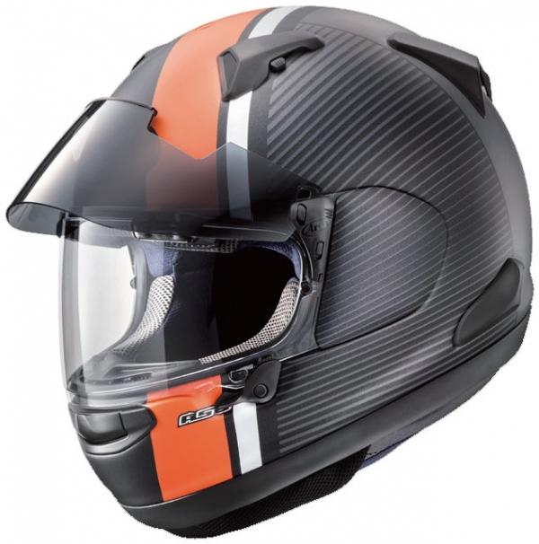 ASTRAL-X TWIST(アストラルエックス ツイスト) フルフェイス ヘルメット オレンジ(つや消し)