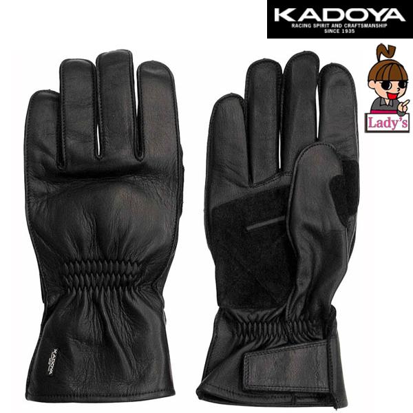 KADOYA 〔WEB価格〕【レディース】 3312 NKG-1グローブ 防寒