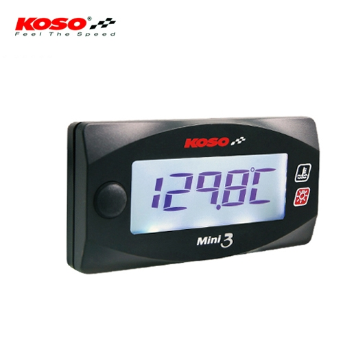 KN企画 KOSO MINI3 デジタル ヘッド温度計