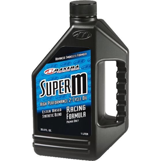 MAXIMA 2STオイル SUPER M 1L