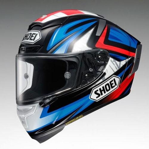 SHOEI ヘルメット X-Fourteen BRADLEY3【エックス フォーティーン ブラッドリー3】