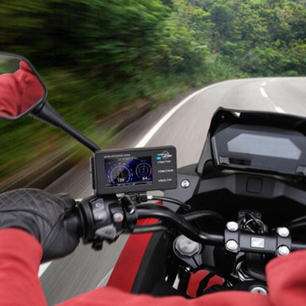 DAYTONA モトジーピーエスレーダー GPS RADAR LCD 3.0  94420 4909449492864