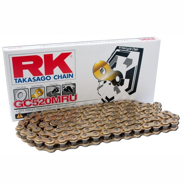RK JAPAN GC520MRU 軽量スポーツバイク専用チェーン