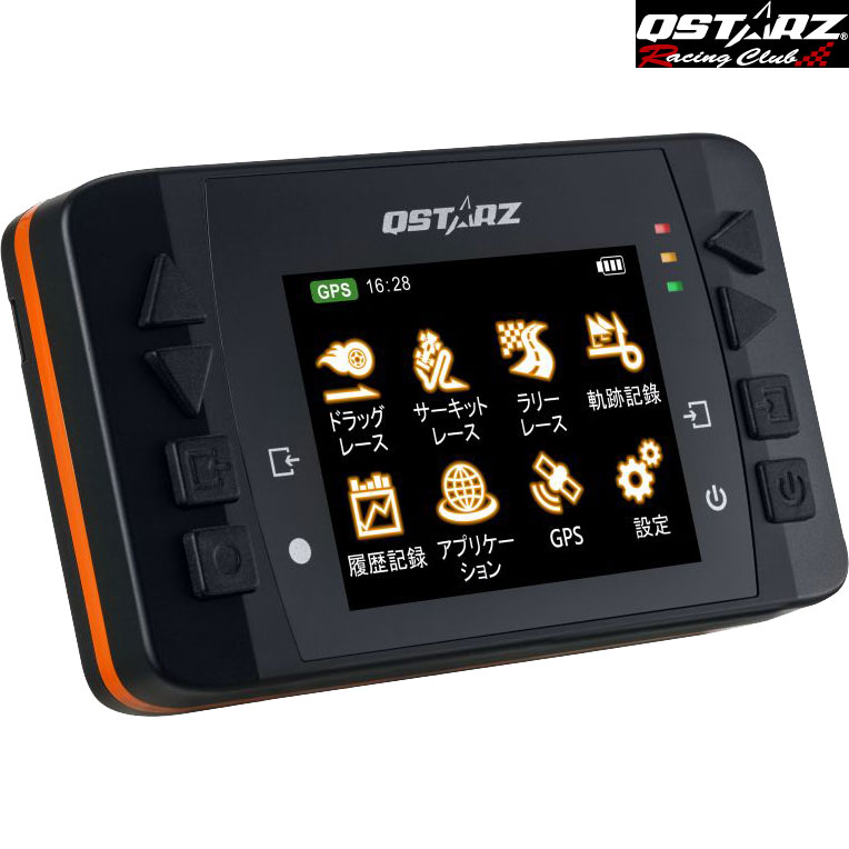 ACTIVE LT-Q6000S GPS リアルタイムラップタイマー