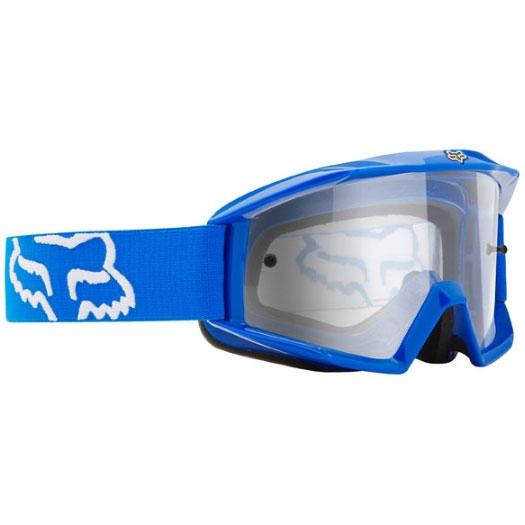 FOX RACING メインゴーグル GP ブルー