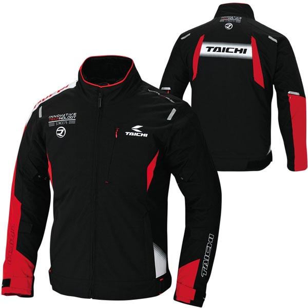 アールエスタイチ 【WEB限定】RSJ710 レーサー オールシーズン ジャケット ブラック/レッド