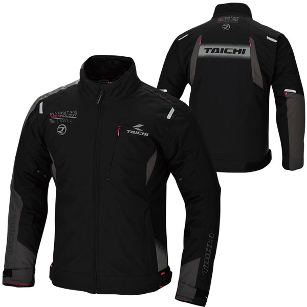 アールエスタイチ 【WEB限定】RSJ710 レーサー オールシーズン ジャケット ブラック/チャコール