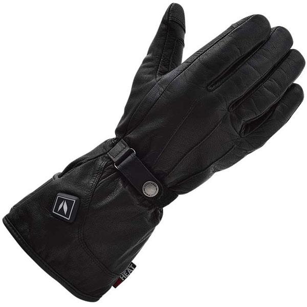 アールエスタイチ RST623 e-HEAT レザーグローブ ブラック