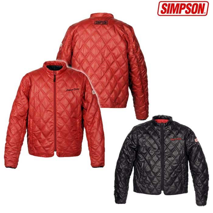 SIMPSON SIJ-301 インナージャケット 防寒