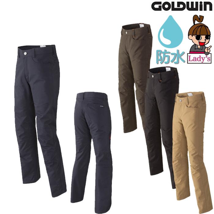 GOLDWIN 【レディース】 GSM13655 ウォームライドパンツ 防寒 防風 防水
