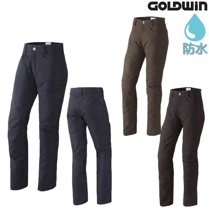 GOLDWIN GSM13655 ウォームライドパンツ防寒 防風 防水