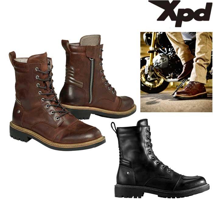 XPD 〔WEB価格〕XPN023 X-NASHVILLE ライディングブーツ