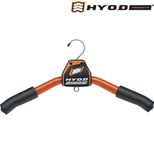 HYOD PRODUCTS HRA001N レザースーツハンガー ORANGE