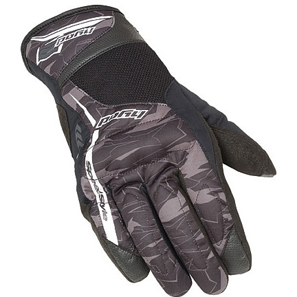 HYOD PRODUCTS W-6 WINTER GLOVES BLACK GRAPHIC