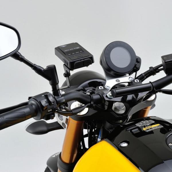 DAYTONA オービス レーダー探知機 MOTO GPS RADAR EASY レーダーイージー (94419) オービス対応 高音質 バッテリー内蔵 防水性能 デイトナ DAYTONA バイク用 車用