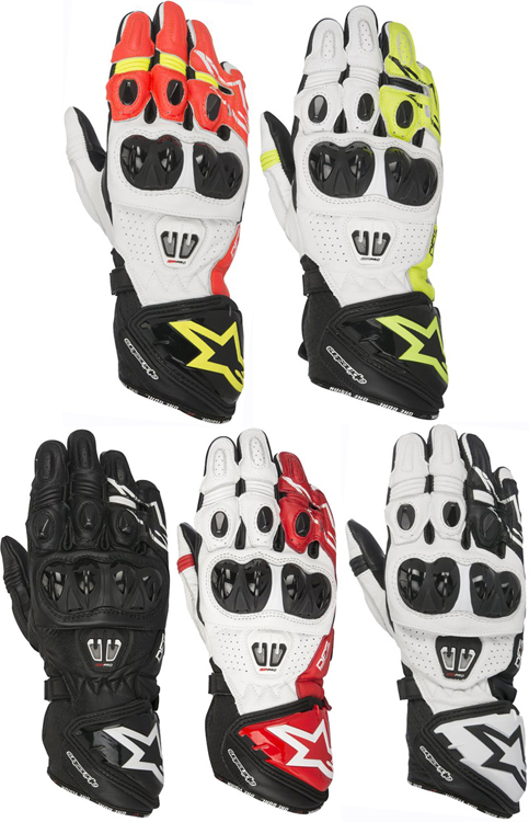 GP PRO R2 LEATHER GLOVES
