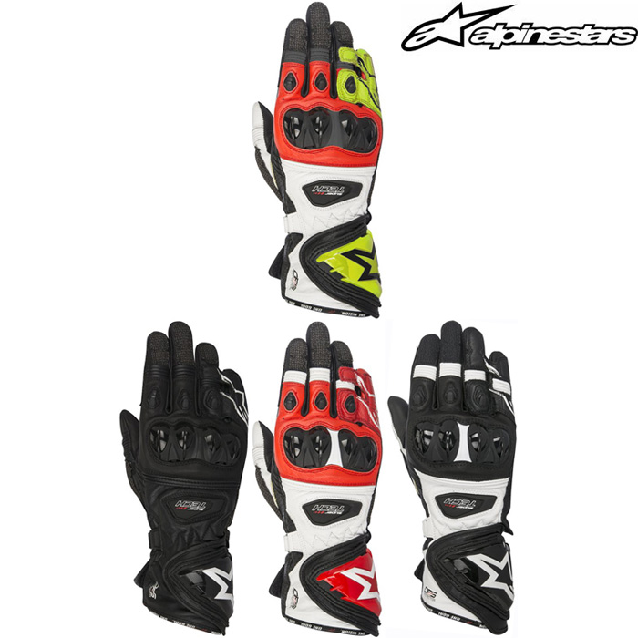 alpinestars 〔WEB価格〕 SUPERTECH GLOVES
