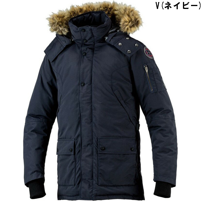 HONDA 【ラスト1点】【WEB限定】MOTO ダウンテクニカルフィールドジャケット